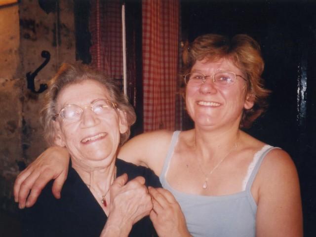 Robert et Louise Louise et Pascale